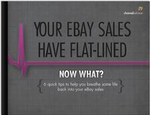 Your eBay Sales Have Flatlined